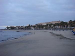 Пляж Лас Вистас