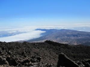 Вид с вулкана