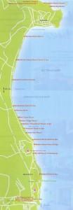 Карта Фантьета